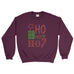 Ho Ho Ho Ho Christmas Decorated Unisex Sweatshirt  - Ai Printing - Ai Printing