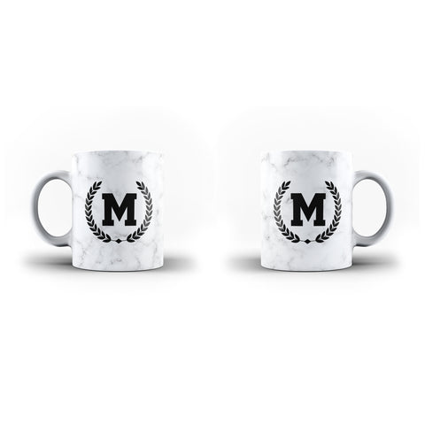 Personalised Initial Name Valentine's Day Gift Mug - Personalised Mug | Ai Printing - Ai Printing