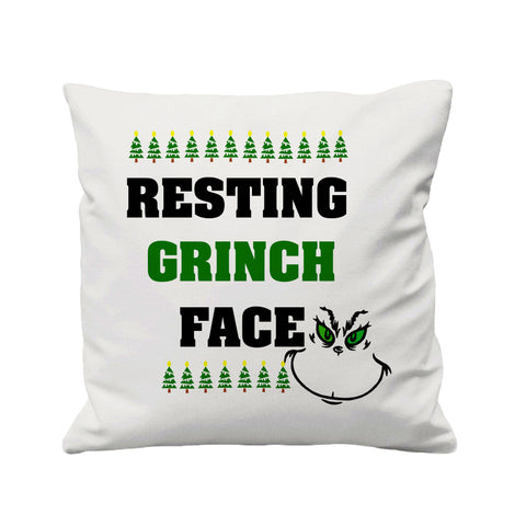 Christmas Grinch - Cushion Cover - 41 x 41 cm - Ai Printing