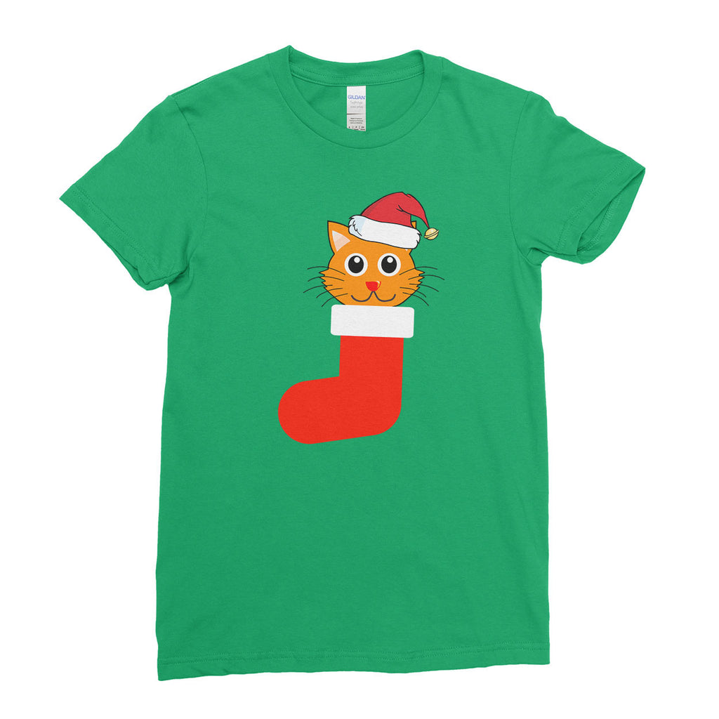 The Cat in the Hat Christmas - T-Shirt - Womens - Ai Printing