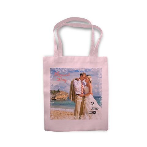 Copy of Personalised photo collage - Tote Bag - Ai Printing