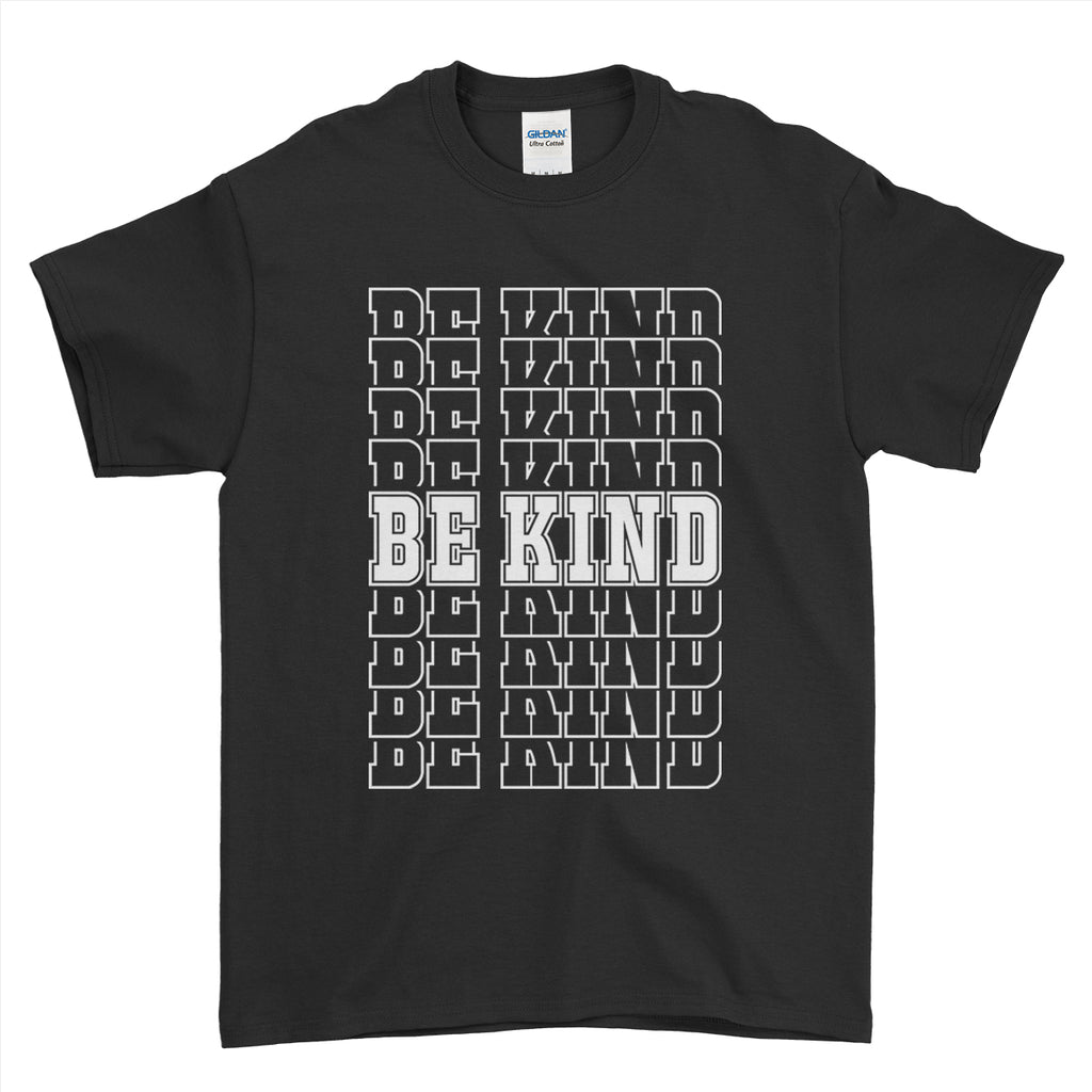 IN A WORLD WHERE YOU CAN BE ANYTHING, BE KIND T-SHIRT - Ai Printing - Ai Printing