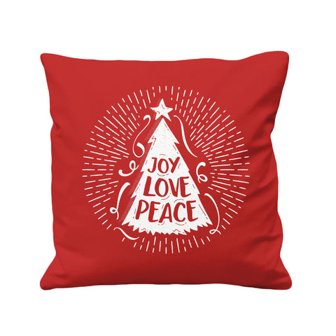 Christmas Love Peace - Cushion Cover - 41 x 41 cm - Ai Printing