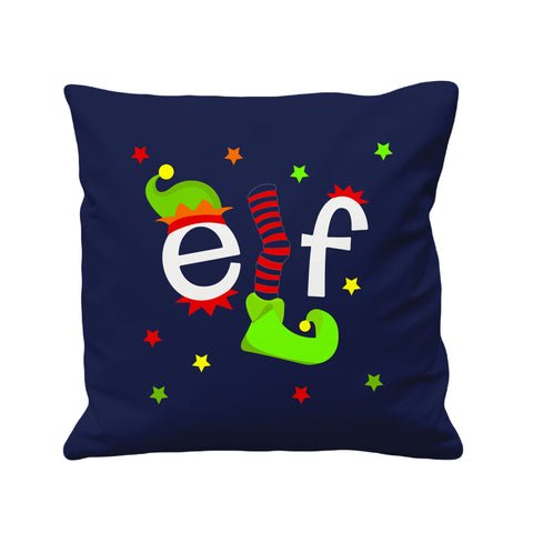 Elf Funny Christmas - Cushion Cover - 41 x 41 cm - Ai Printing