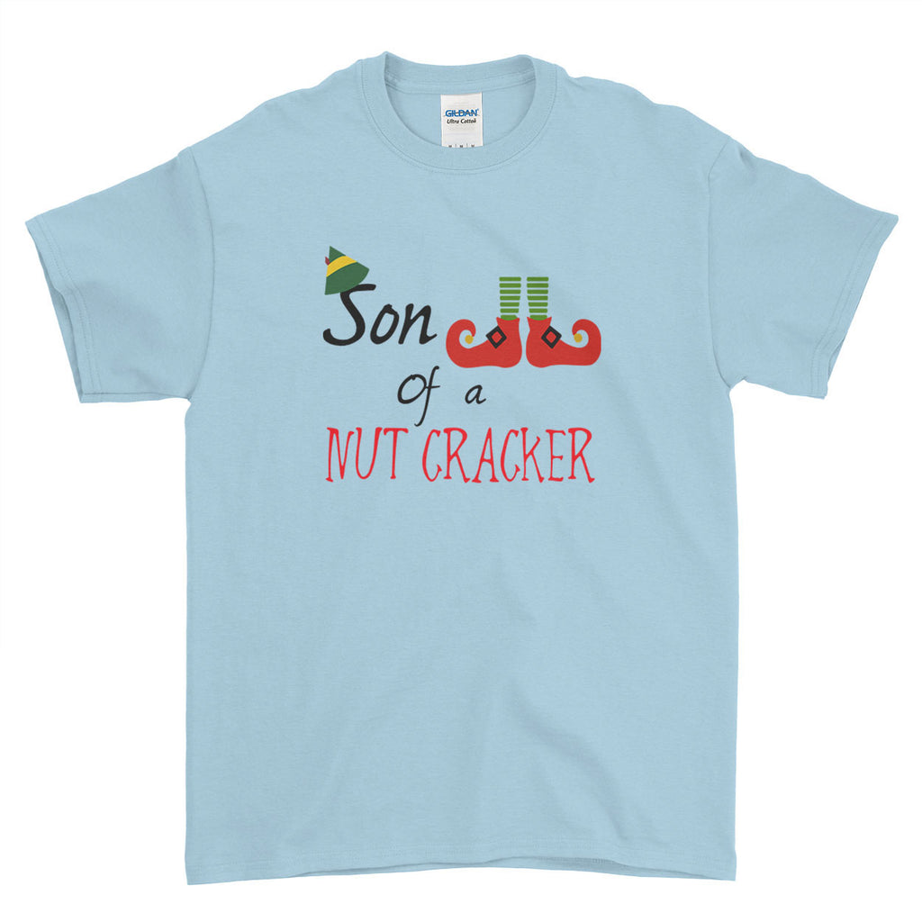 09ff4dc52 ... Son of Nutcracker Funny Christmas - T-Shirt - Mens - Ai Printing ...