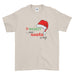 Be Naughty Save Santa The Trip Funny Christmas - T-Shirt - Mens - Ai Printing