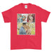 Personalised Name Photo Collage T Shirt - Valentine's Day Shirt T-Shirt - Men - Ai Printing - Ai Printing