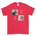 Personalised Photo Lover's T Shirt - Valentine's Day Shirt T-Shirt - Men - Ai Printing - Ai Printing