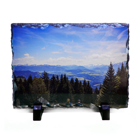 Custom Photo Slate - Landscape - Ai Printing