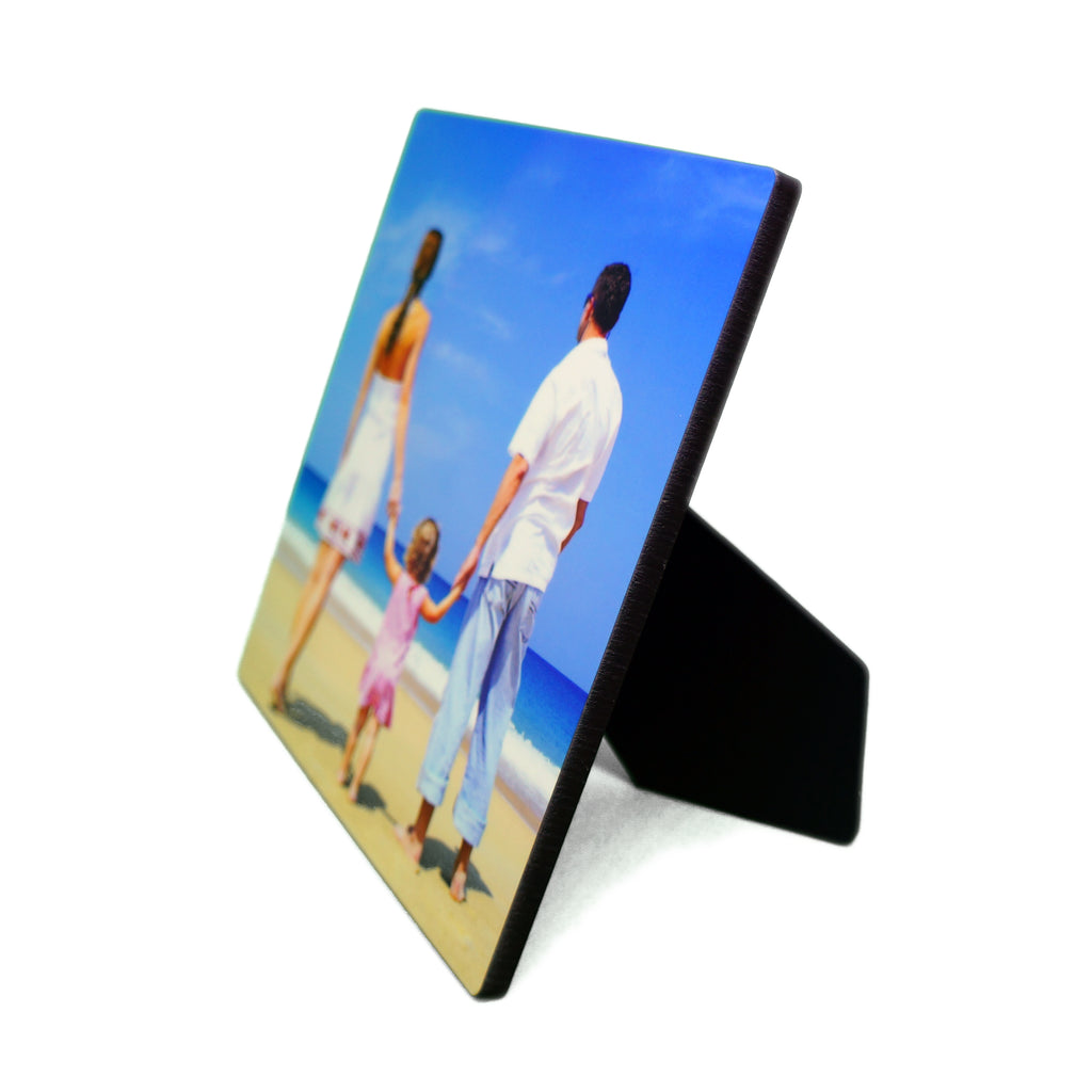 Custom Wooden Photo Panel - Square - Ai Printing