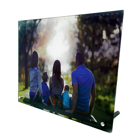 Custom Photo Glass Frame - Landscape - Ai Printing
