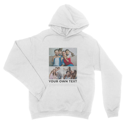 Personalised Photo Hoodie - Unisex - Ai Printing
