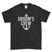 Groom's Crew Stag Do Stag Party Night Stag Weekends - T-Shirt - Mens - Ai Printing