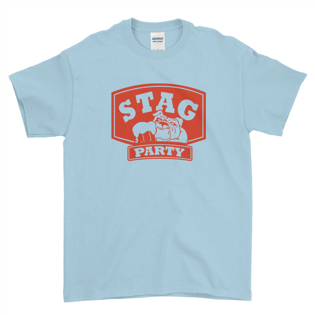 Groom  Party Stag Do Stag Party Night Stag Weekends - T-Shirt - Mens - Ai Printing