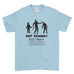 Not Zombies Just Drunk Stag Do Stag Party Night Stag Weekends - T-Shirt - Mens - Ai Printing