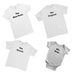 The Original Blue Print Encore Mic Drops -  Family Matching T-Shirts - Ai Printing