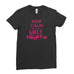 Keep Calm We're On A Girls Night Hen Do Hen Party - T-Shirt - Womens - Ai Printing