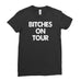 Bitches On Tour Hen Do Hen Party - T-Shirt - Womens - Ai Printing