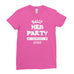Livepool Hen Night Hen Do Hen Party - T-Shirt - Womens - Ai Printing