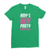 Hen Weekend Night Hen Do Hen Party - T-Shirt - Womens - Ai Printing