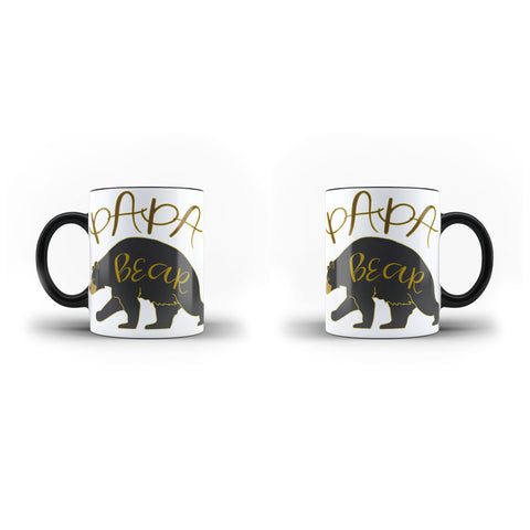 PaPa Bear - Unique Mug - Magic