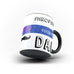 County Coolest Dad - Personalised Mug - Magic - Ai Printing