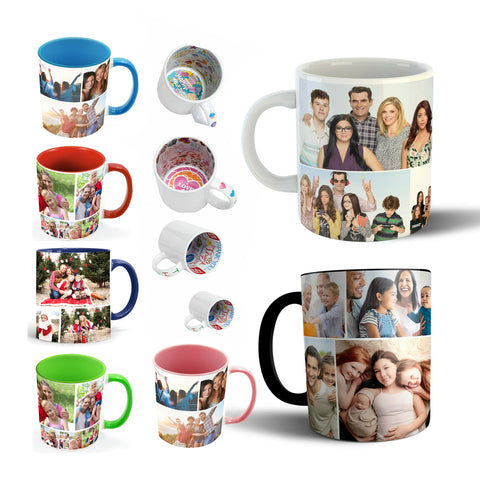Personalised Mug Photo | Custom Text