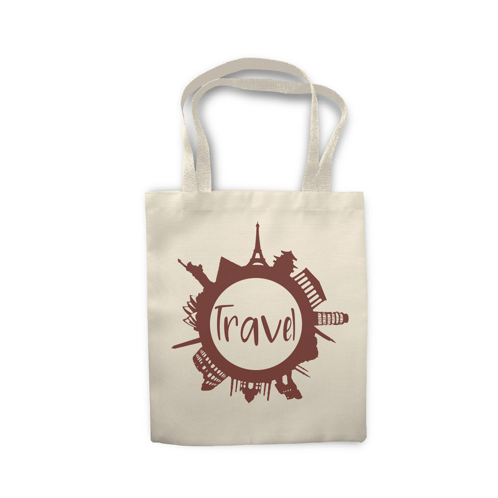 Travel - Tote Bag - Ai Printing