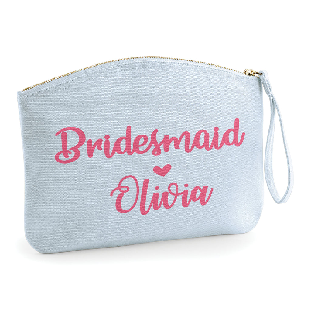Personalised Name Initials Make Up Bag Travel - Accessory Bag - Ai Printing