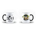 Personalized Photo Mug and Message Graduation gift- Personalised Mug - White Magic Inner Color - Ai Printing