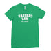 Harvard Law Just Kidding T-shirt Cool  Funny Cool - T-shirt - Womens - Ai Printing
