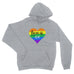 Love Is Love Be Proud Gay Pride Hoodie Rainbow Festival LGBT - Hoodie - Unisex - Ai Printing