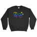 Colorful LGBT Symbol Gay Lesbian Heart Pride Rainbow - Sweater - Mens - Ai Printing