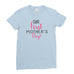 Our First Mothers Day Mom Mothers Day gift T-shirt Top Tee - Ai Printing
