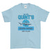 Quints Shark Fishing Jaws Movie Inspired Fishing Carp   - T-shirt - Mens - Ai Printing