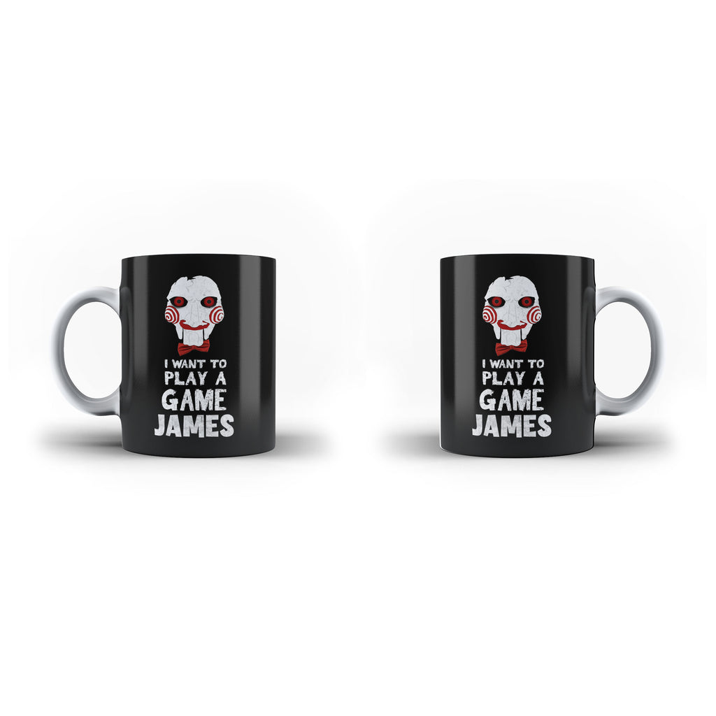 Personalised Name Halloween Mugs Ghosts-Personalised Mug- White Magic Mug - Ai Printing