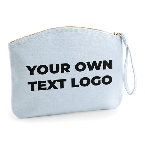 Personalised Make Up Bag Travel Accessory Bag