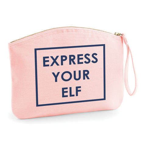 Express Your Elf - Accessory Bag - Ai Printing