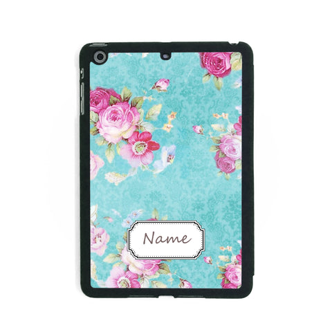 Delicate Blue Rose - iPad Smart Case - Ai Printing