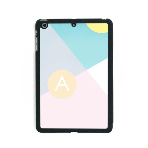 Pastel Shapes Geometric - iPad Smart Case - Ai Printing