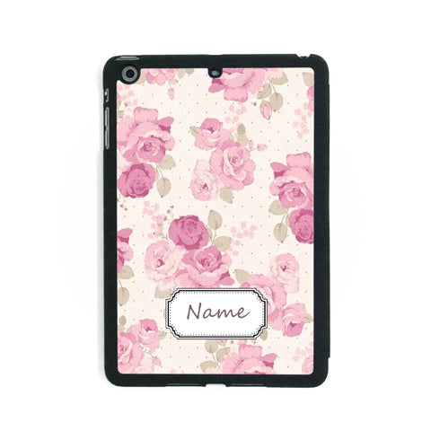 Magnolia Rose - iPad Smart Case - Ai Printing