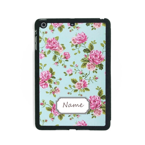 Blue Roses - iPad Smart Case - Ai Printing