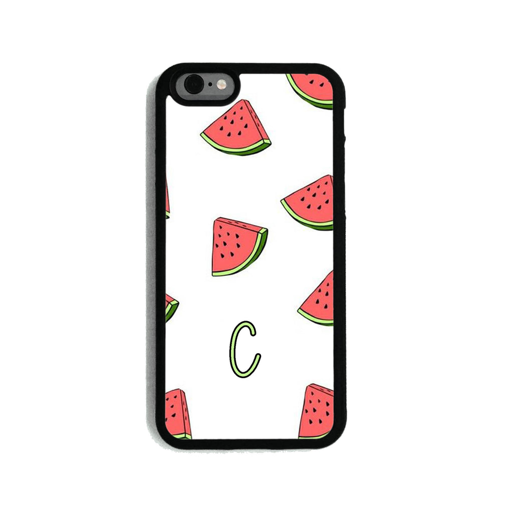 Watermelon Pattern - 2D Clip Case - Ai Printing
