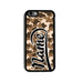 Brown Camouflage Print   - 2D Clip Case - Ai Printing