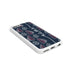 Navy Leaves - 2D Clip Case - Ai Printing