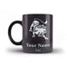 Zodiac Leo - Personalised Mug - Magic - Ai Printing