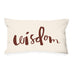 Wisdom - Cushion Cover - 51 x 30 cm - Ai Printing
