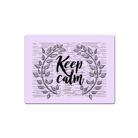 Keep Calm - Placemat - Ai Printing