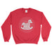 Christmas Rocking Horse - Sweater - Mens - Ai Printing