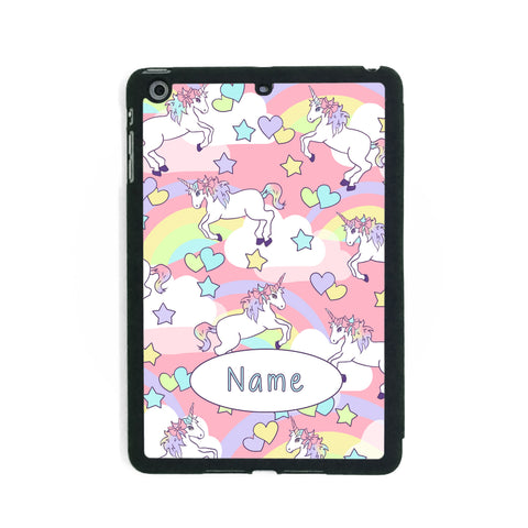 Pastel Unicorn Pattern - iPad Smart Case - Ai Printing